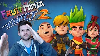 Fruit Ninja Kinect 2 - Xbox One First Impressions & Fruity Fun [Review]