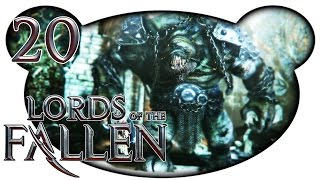 Lords of the Fallen #20 - BOSS: Bestie (Let