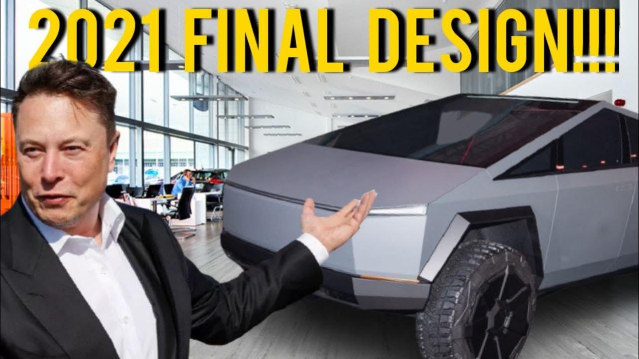 BREAKING NEWS!!! Tesla Cybertruck 2021 - New Things We Just Learned!