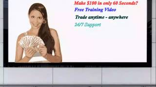 Binary options trading strategy | Binary options broker , 60 second trading strategy - Forex Trading