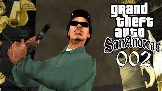 GTA San Andreas #002 🔫 Deutsch 100% ∞ Ryder ∞ Let