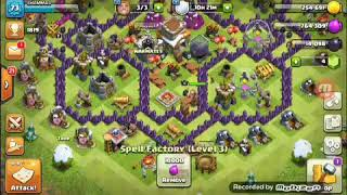 XGAMERS:CLASH OF CLANS CHRISTMAS LIMITED NEW TROOPS ATTACK STRATEGY.
