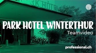 Hast du das Zeug dazu? Bewirb dich jetzt bei Park Hotel Winterthur!