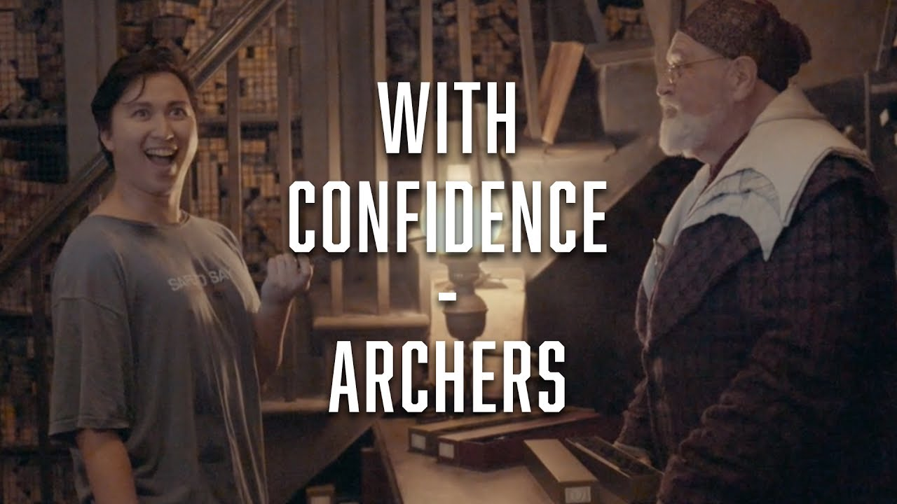 With Confidence - Archers (Official Music Video) #1