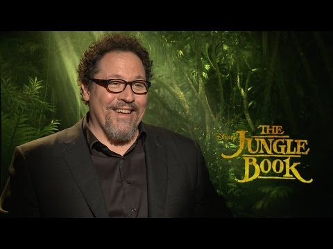 THE JUNGLE BOOK | Director Jon Favreau Exclusive Interview
