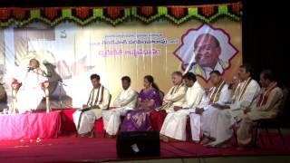 Kuppinchi Egasina - Bheeshma Sthuthi - Garikipati - Avadhanam - Bhagavatham