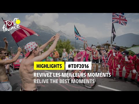 Best of - Tour de France 2016