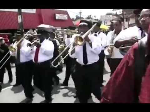 New Orleans Jazz Funeral March Youtube