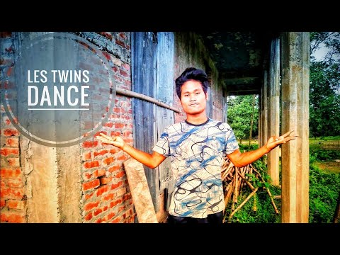 M Lyve - ILL OMEN (Les Twins Music) WOD 2016 Larry Freestyle | Dance Cover | Nonstop Boro