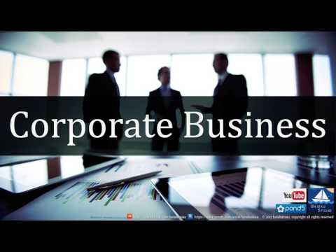 Corporate Business (Royalty Free Music)