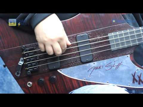 Gibson USA Nikki Sixx Thunderbird Bass