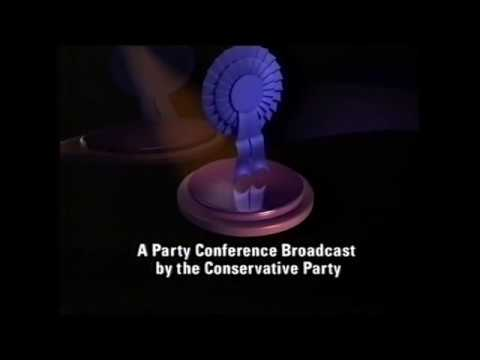 Party Conference Broadcast: William Hague