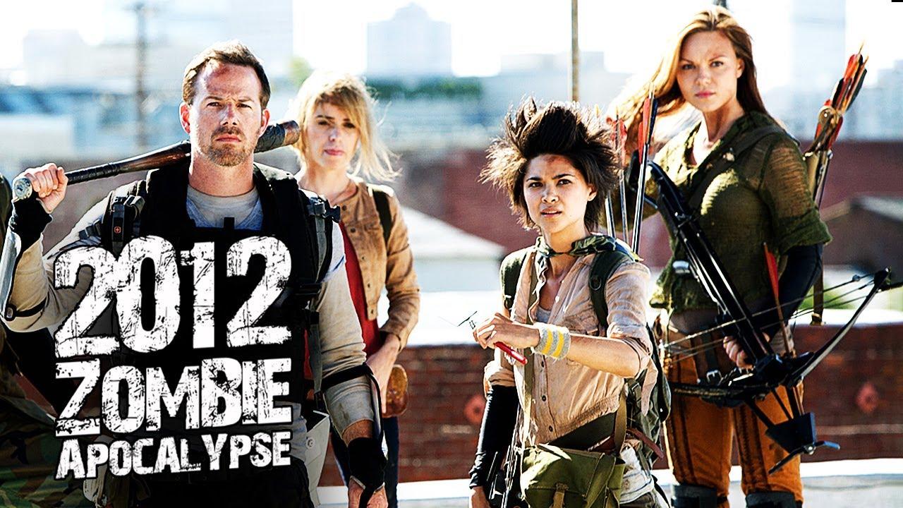 2012: Zombie Apocalypse (Action Sci-Fi Film in voller Länge anschauen, Ganzer Science Fiction Film)