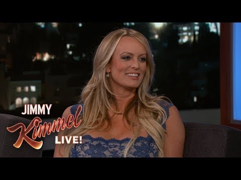 Jimmy Kimmel's FULL INTERVIEW with Stormy Daniels