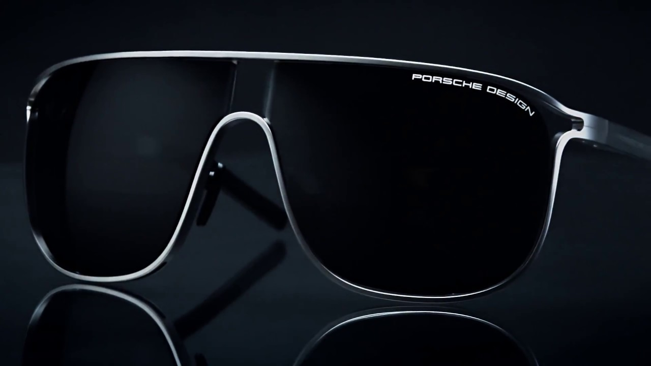 0c28e90d366b 40 YEARS OF PORSCHE DESIGN EYEWEAR - YouTube