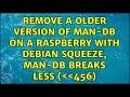 Raspberry Pi Debian setup
