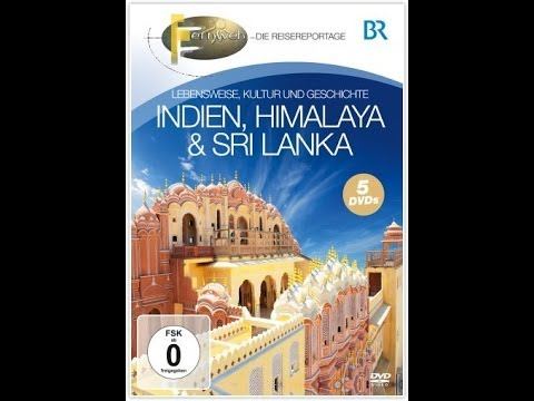 reisef hrer indien himalaya sri lanka dvd br fernweh. Black Bedroom Furniture Sets. Home Design Ideas
