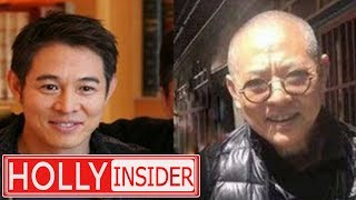 Action Star Jet Li Battles With Spinal Problems  : Hyperthyroidism, Aging Very Quickly