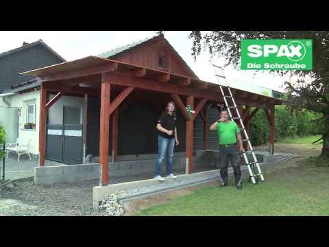 Construire un carport