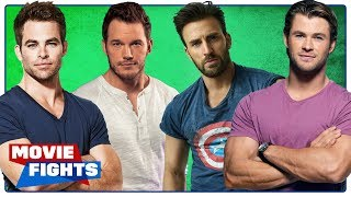 Who Is The Best Hollywood Chris MOVIE FIGHTS