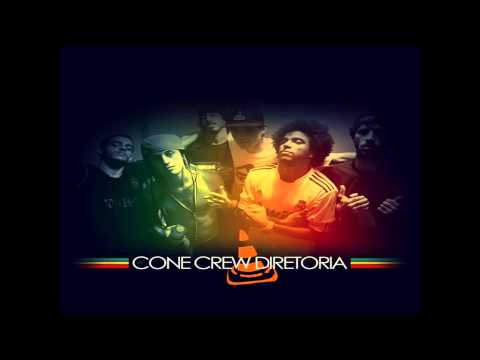 Falo Nada part. Marcelo D2 - CONE CREW DIRETORIA - [ OFICIAL ] - [ AUDIO ] - [ FULL HD ]