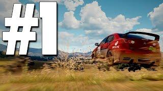 Прохождение Forza Horizon 2  —  #1  —  Форза ты просто космос!