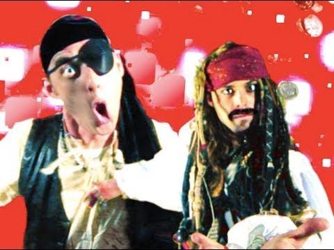 MOCKSTARS: Jack Sparrows RAP featuring NicePeter