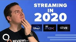 The Future of Streaming | Apple TV+, HBO Max, Disney+, NBC Universal and MORE!