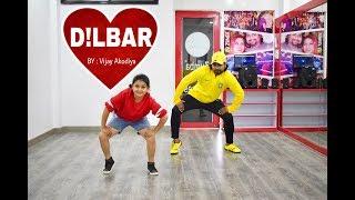 DILBAR | Satyameva Jayate |Dance Choreography By Vijay Akodiya| John Abraham Nora Fatehi Neha Kakkar