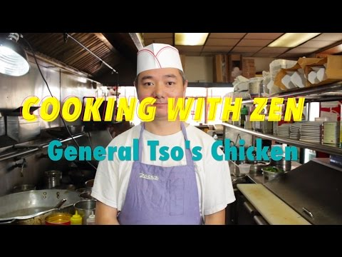 Cooking with Zen: Episode 1 - General Tso's Chicken