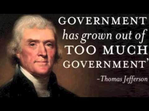 Thomas Jefferson As President