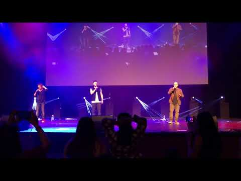 911 Live in Singapore 2018 - Love Sensation