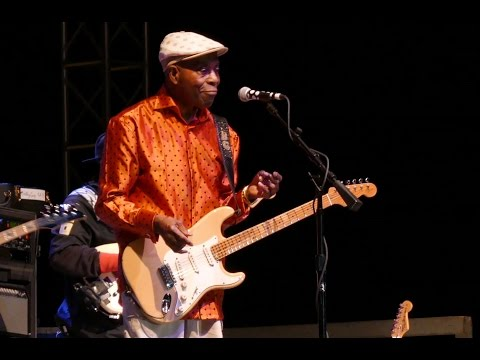 Buddy Guy 2017 04 08 St. Petersburg, Florida - Tampa Bay Blues Festival
