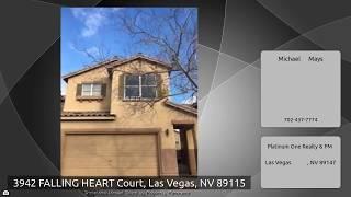 3942 FALLING HEART Court, Las Vegas, NV 89115