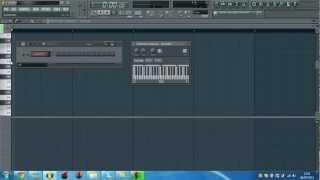 How to make Avicii - Two Million in FL Studio 10 [Free DL Midi]
