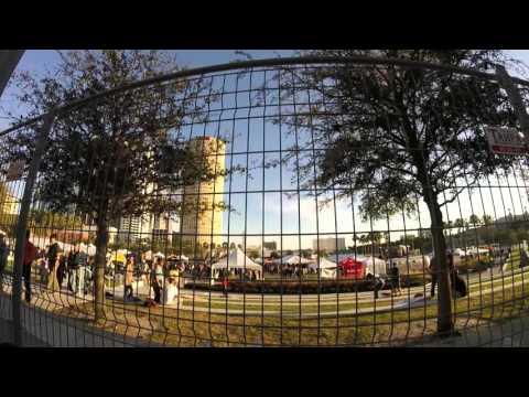 RamblingRider Saturday Night Downtown Tampa