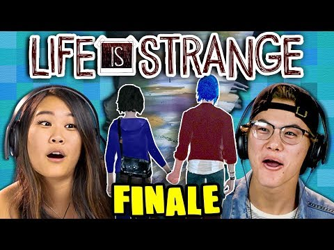 FINAL EPISODE! | LIFE IS STRANGE - Part 14 (React: Gaming) thumbnail