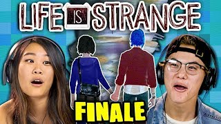 FINAL EPISODE! | LIFE IS STRANGE - Part 14 (React: Gaming)