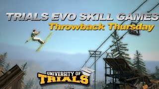 Throwback Thursday - Trials Evolution Skill Games