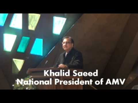 AMV holds 3rd Eid Festival in Palo Alto CA - Part 2/3
