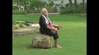 Watch: This is how PM modi responds to Kohli's fitness challenge