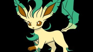 Pokemon Black 2 Tutorial #1 - How to Evolve Evee into Leafeon