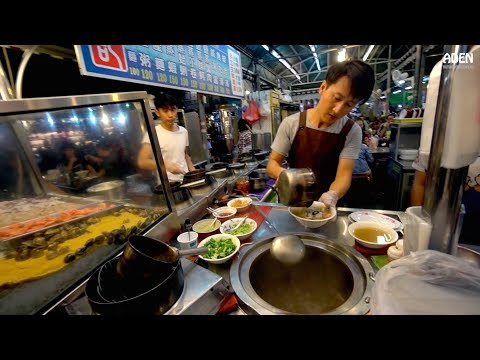 Taiwan Street Food Tour - Ruifeng Night Market in Kaohsiung, Taiwan