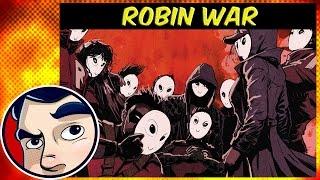 Robin War - Complete Story