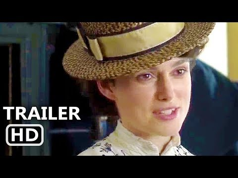 COLETTE Trailer (2018) Keira Knightley, Biography