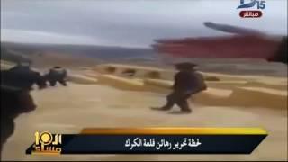 العاشرة مساء| تبادل إطلاق النار بين قوات الأمن ومسلحين بالأردن