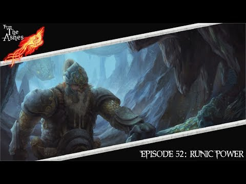 Ashes of Creation | From The Ashes | Episode 52: Runic Power
