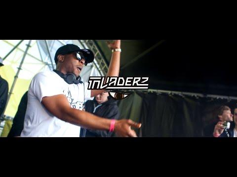 DJ Guv Live at Univerz Festival - Invaderz Stage