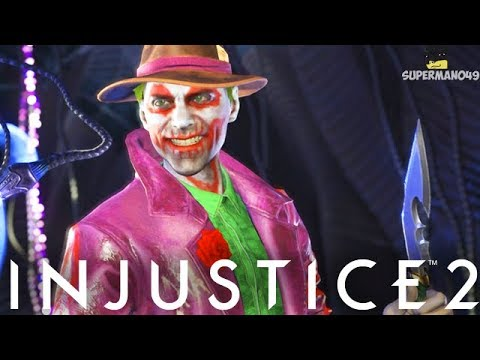 One Bad Day For A Zoning Darkseid! - Injustice 2