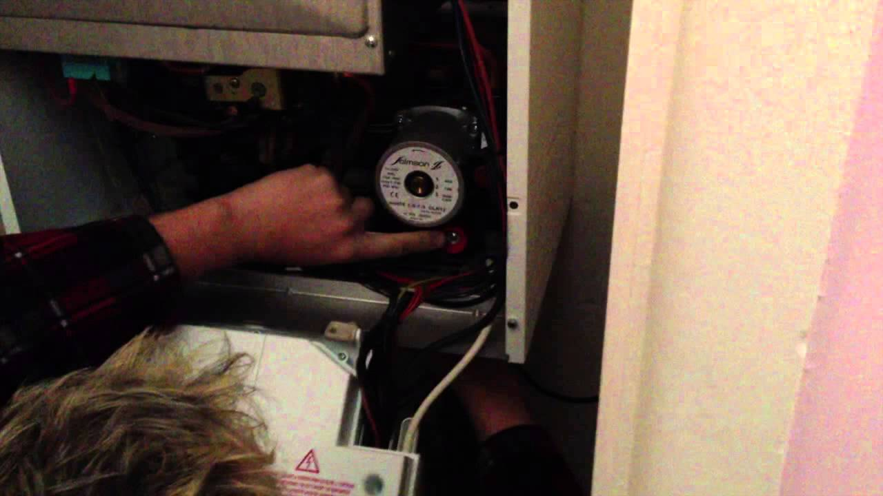 how to fix Sime Murelle Ev He System Condensing System Boiler - YouTube